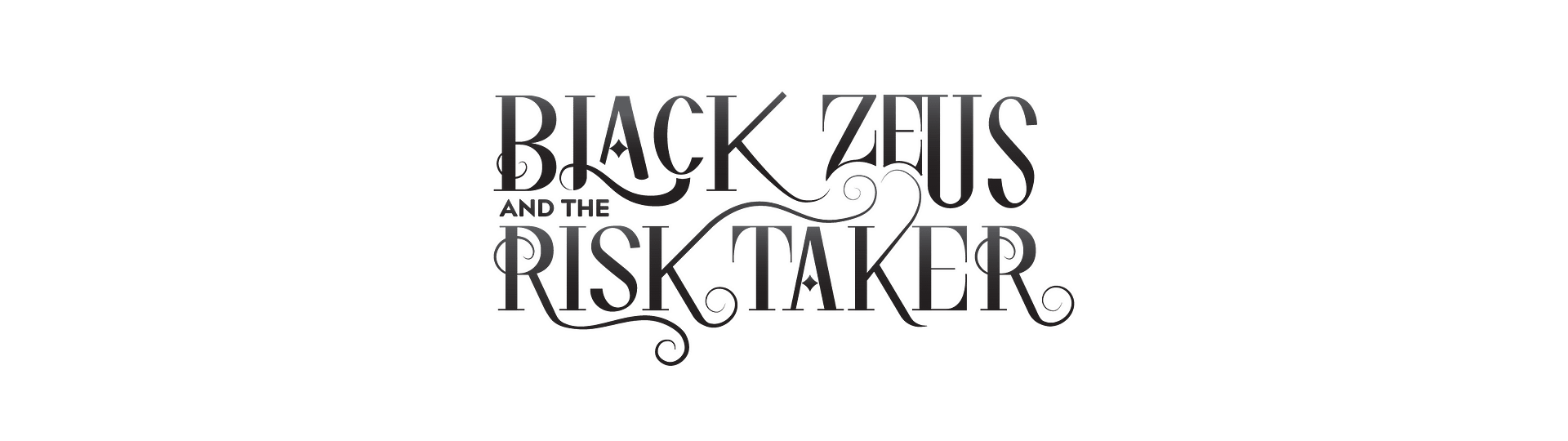 Black Zeus and the Risk Taker logo