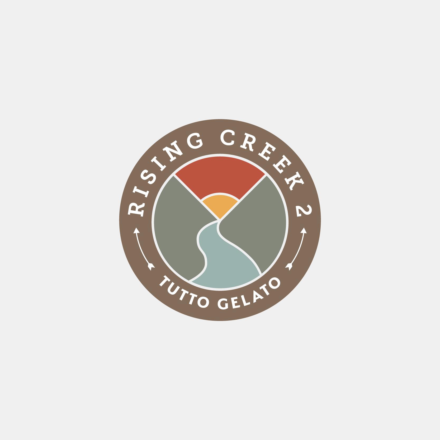 Rising Creek 2 Logo